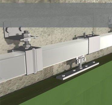 Für Industrietüren und Tore, auch Außenbereich